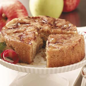 Apple Honey Cake All About Ontario Honey