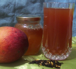Mango Mango Iced Tea